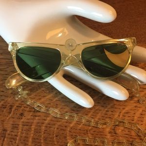 Brevete SGDG Cat Eye Sunglasses